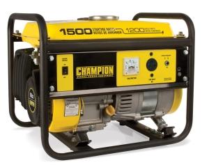 Champion 1500 Watt Generator Review