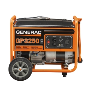 Generac3250 Portable Generator Review