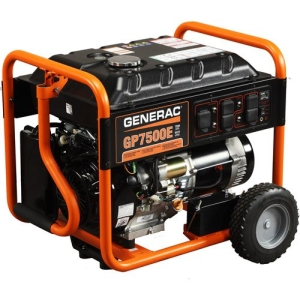 Generac GP7500E Review