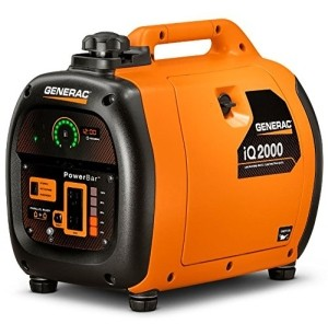 Generac6866 Inverter Quiet Portable Generators Review