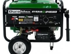Duromax XP4850EH Dual Fuel (Propane/Gas) Portable Generator
