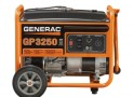 Generac 5982 GP3250 3,250 Watt Gas Powered Portable Generator