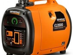 Generac 6866 iQ2000 Ultra-Quiet Portable Inverter Gas Generator