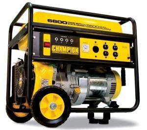 champion 6800 watt generator