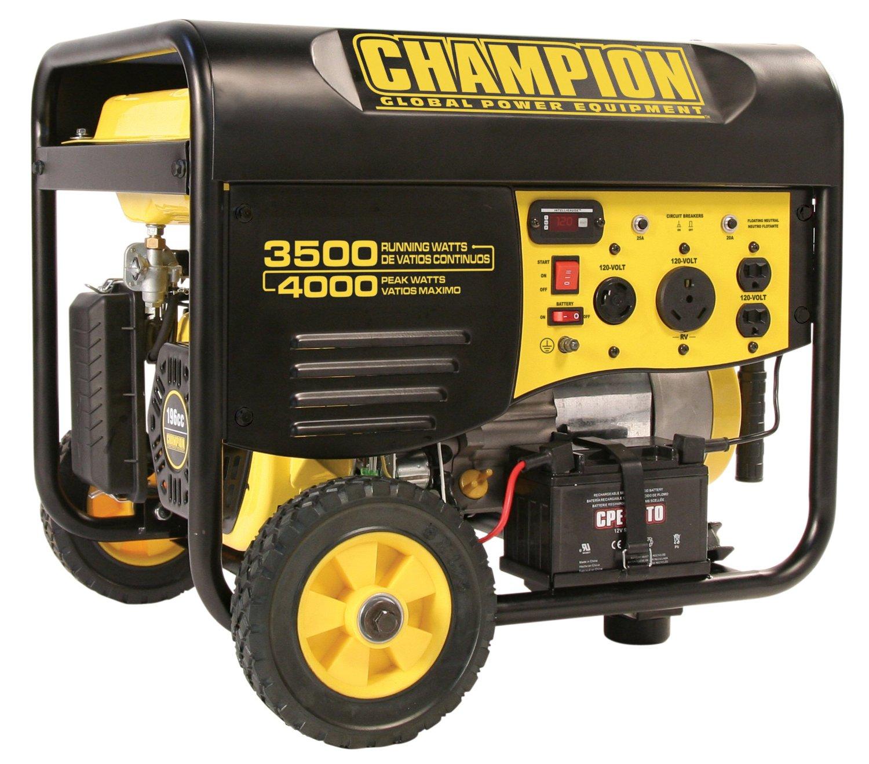 Champion 4000 Watt Generator Review