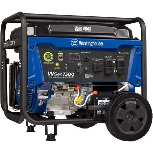 Westinghouse WGen7500 - best portable generator overall