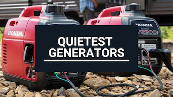 Quietest Generators