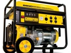 Champion Power Equipment 41135 6800-watt 338CC Gas Powered Portable Generator