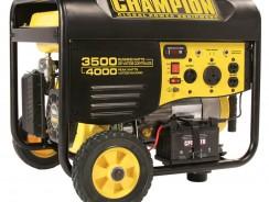 Champion 46539 4000 Watt Portable Generator – Review