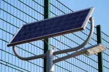 Do solar lights work on cloudy days?