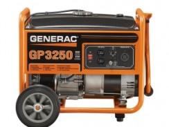 Generac 5982 GP3250 3,250 Watt Gas Powered Portable Generator