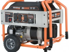 Generac 5846 XG8000E Portable Generator